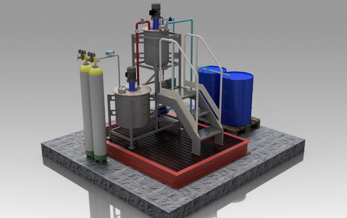 Mixer sodio