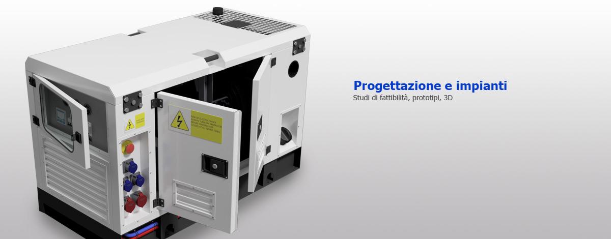 DCF PRoject studio di progettazione meccanica