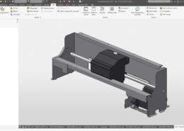 telaio stampante